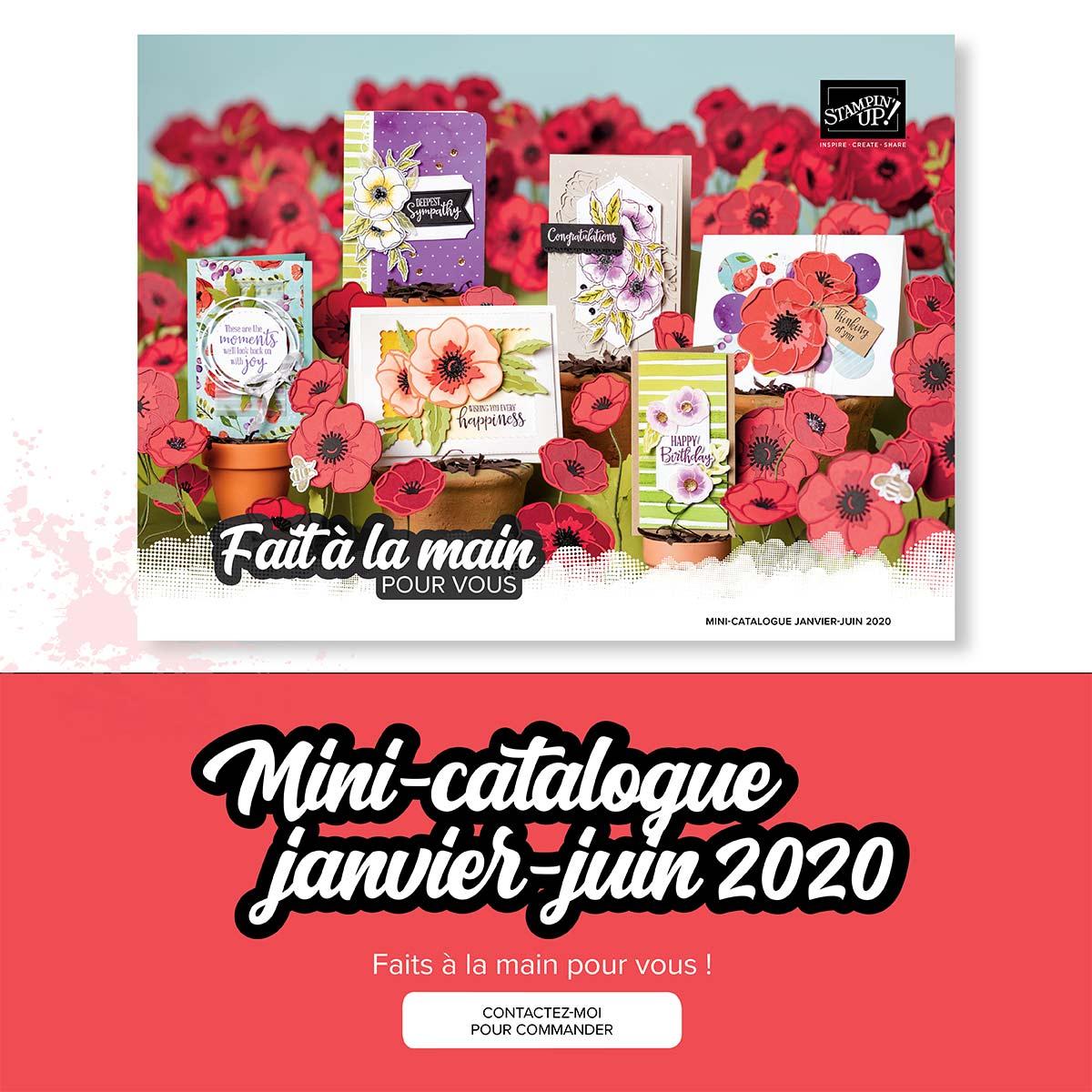 Mini-catalogue Janvier-Juin 2020