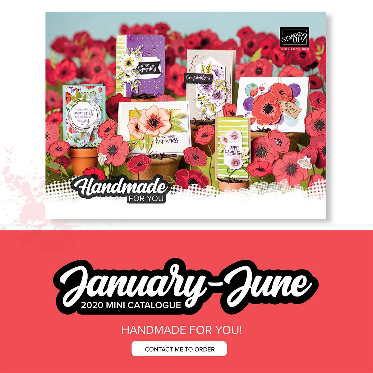 Janary - June 2020 Mini Catalogue