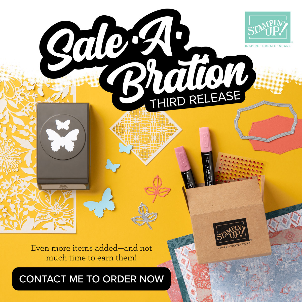 Sale-A-Bration Third Release