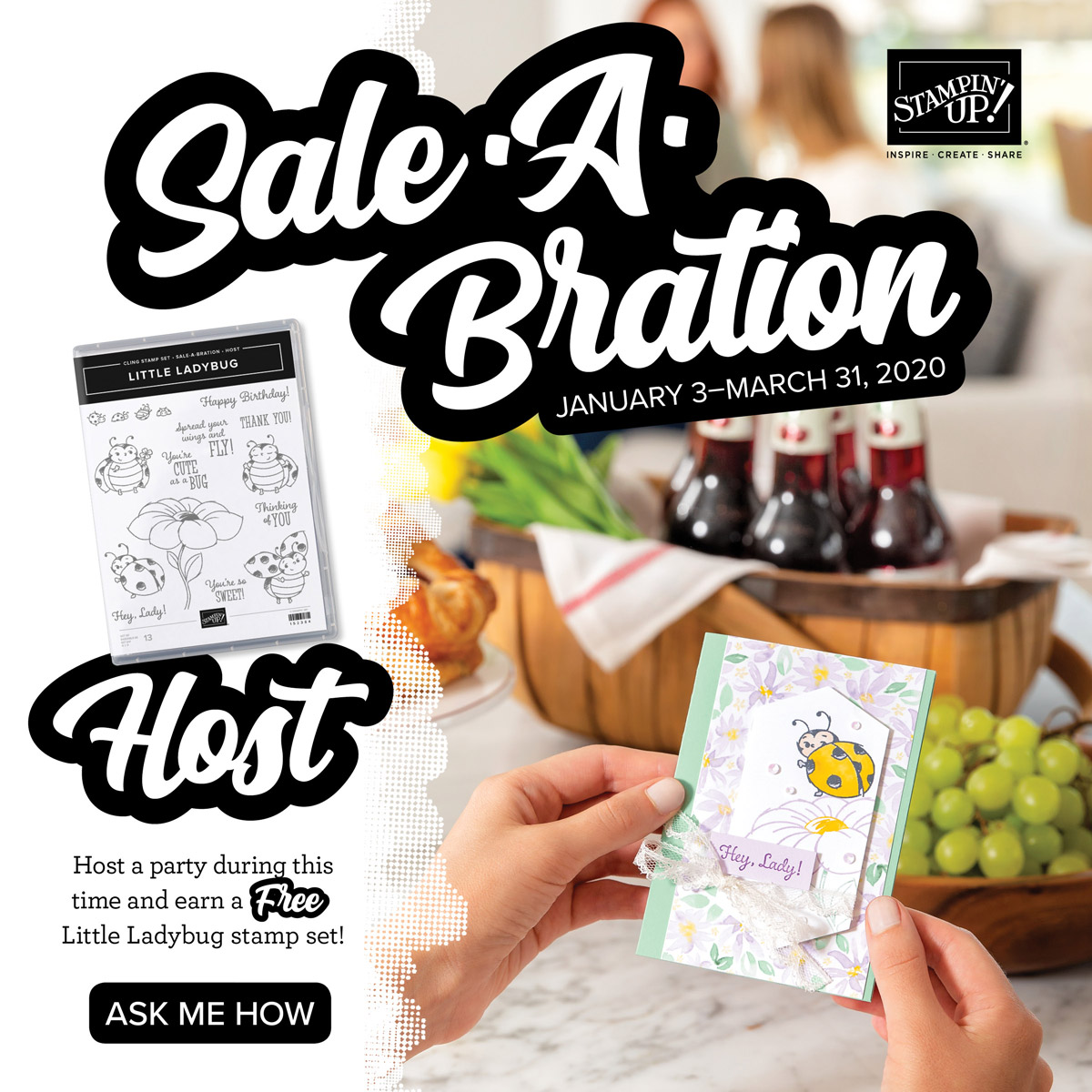 Sale-A-Bration Reward