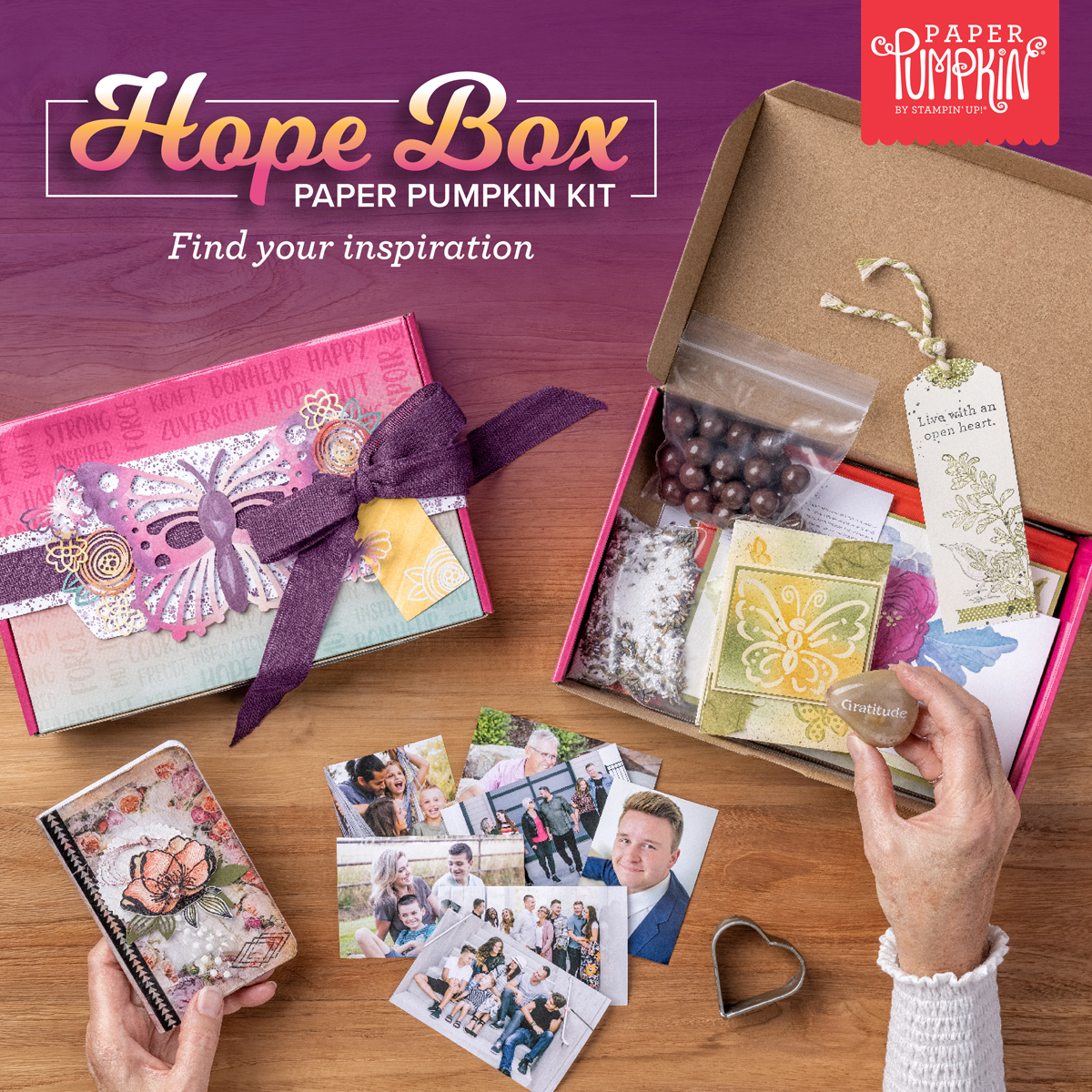 Stampin' Up! Paper Pumpkin - Kits in the Mail