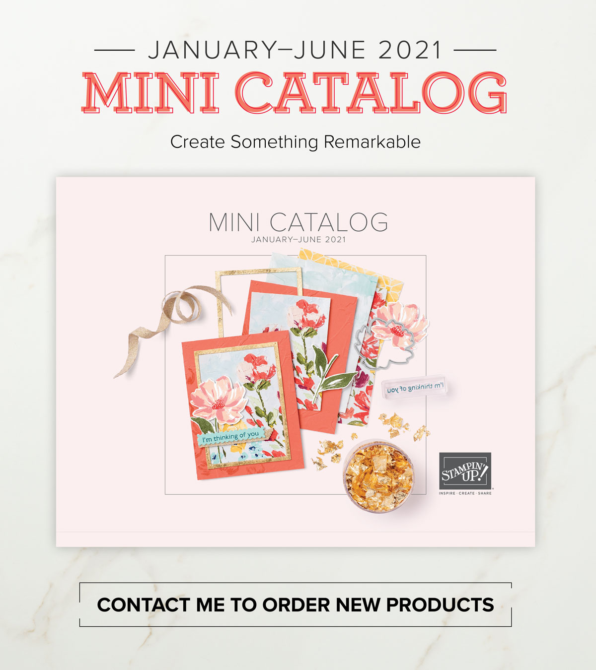 January - June Mini Catalog