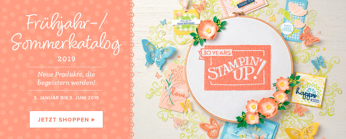 Onlineshop Stampin Up