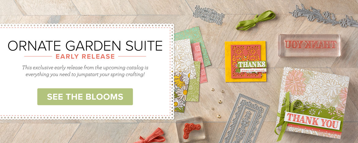 Early Release – Ornate Garden Mega Suite