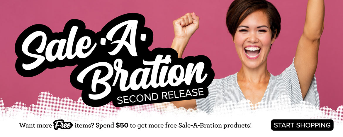 The Sale-A-Bration Second Release