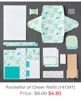 Pocketful of Cheer Refill