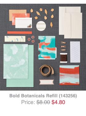 Bold Botanicals Refill