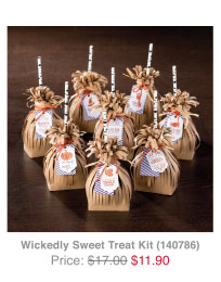 Wickedly Sweet Treat Kit