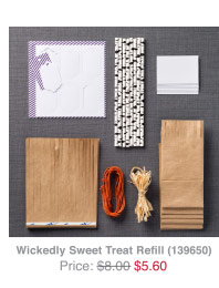 Wickedly Sweet Treat Refill