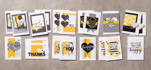 Resolution: Send More Cards
