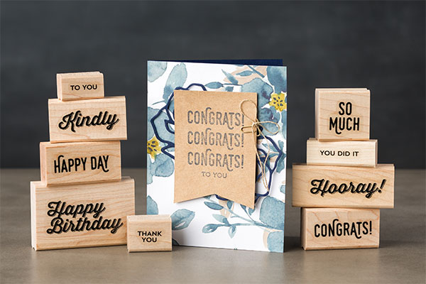 Perfect Pairings Stamp Set