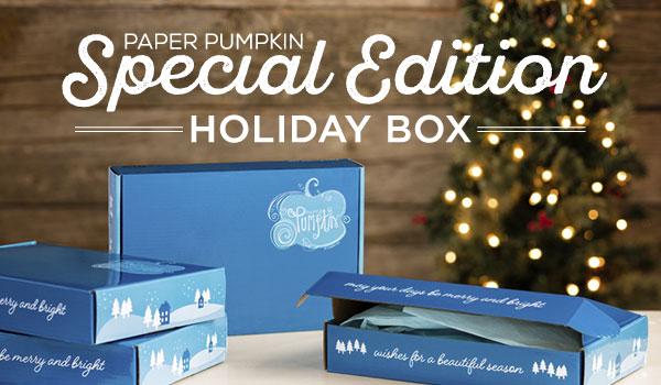 Paper Pumpkin Special Edition