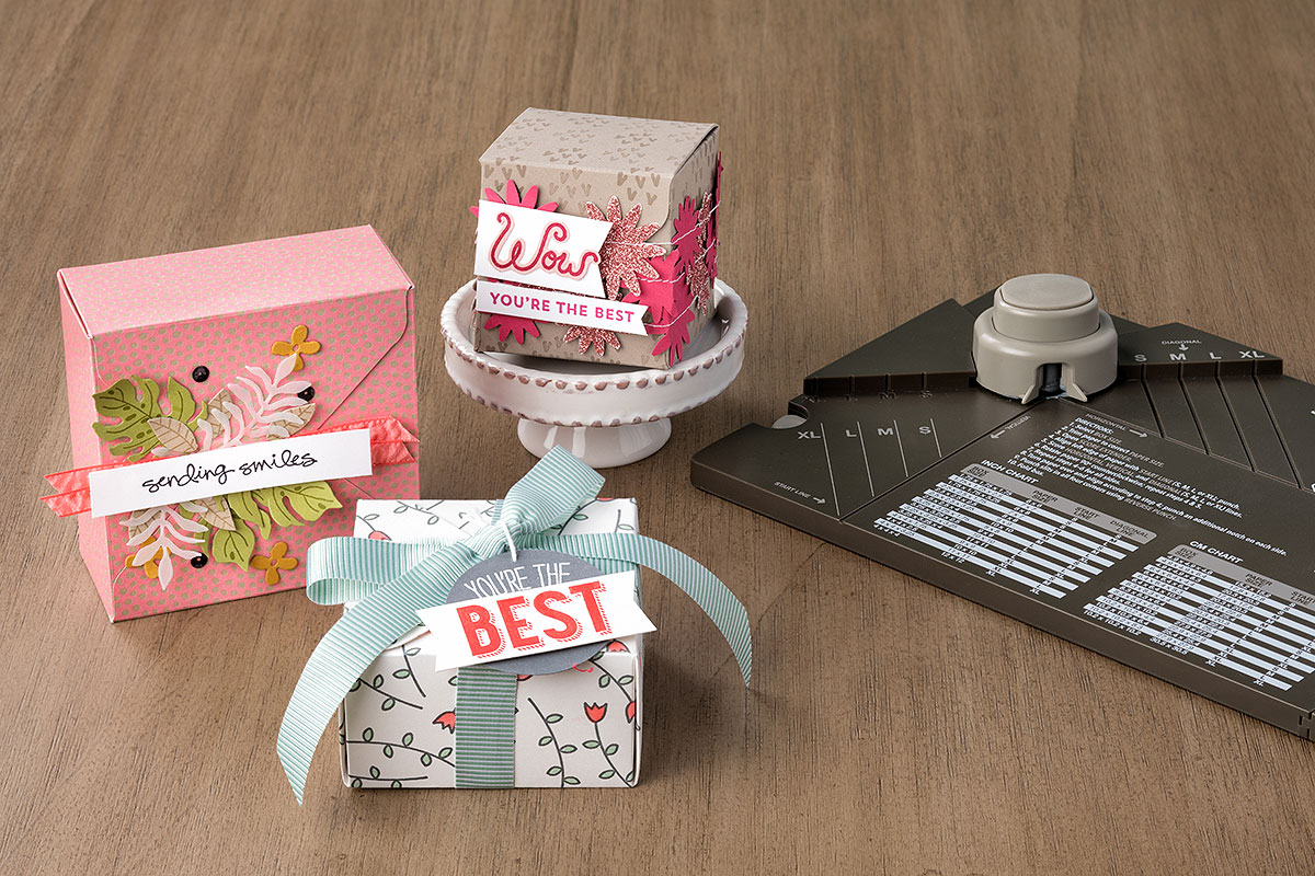 Gift Boxes Have Never Been Easier
