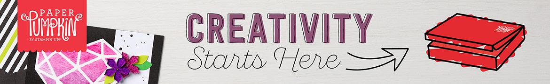 Creativity Starts Here!