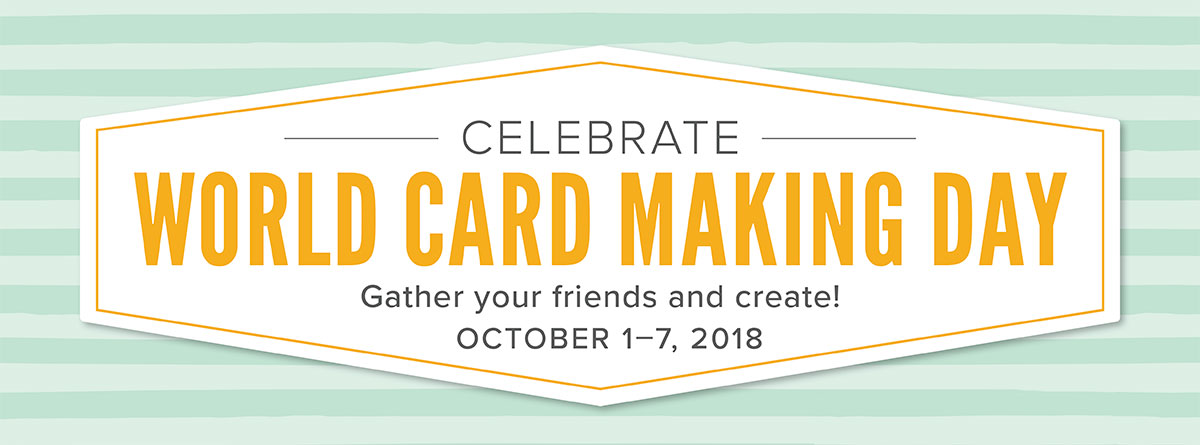 Celebrate World Card Making Day