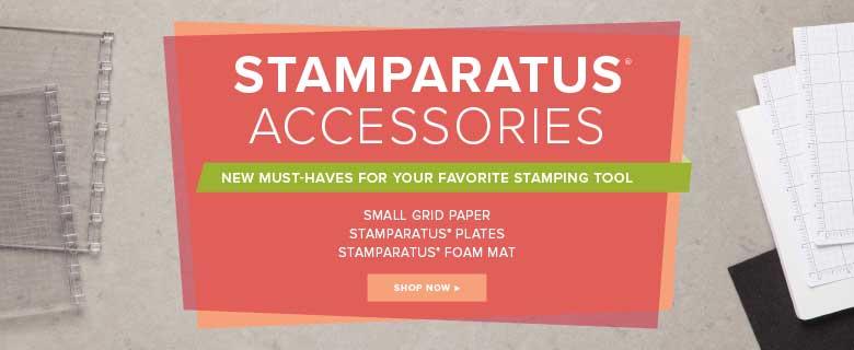 Stamparatus Accessories