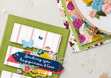 Needlepoint Nook Designer Series Paper