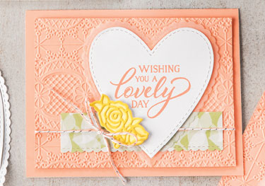 Forever Lovely Stamp Set